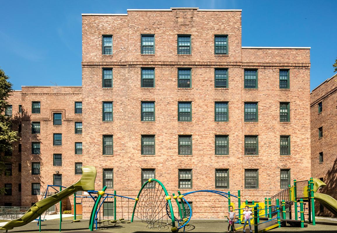 Marshall Field Garden Apartments Nia Architects