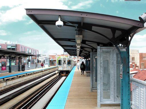 Paulina Brown Line Station