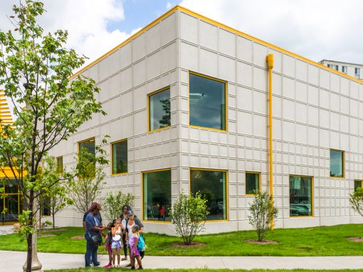 Ellis Park Arts and Recreation Center